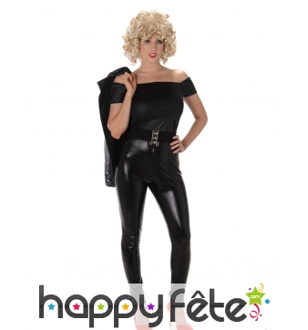 Tenue noire de sandy, Grease