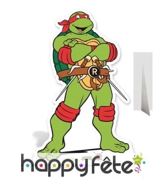 Tortues Ninja, Raphael taille réelle
