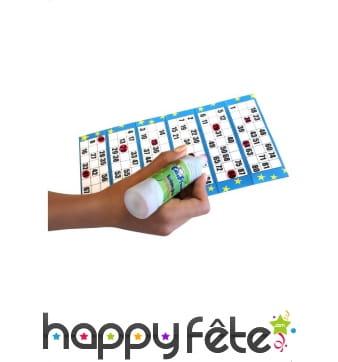 Tampon pour jeu de bingo
