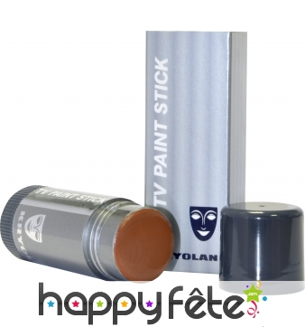 Tv paint stick creme maquillante negro 2