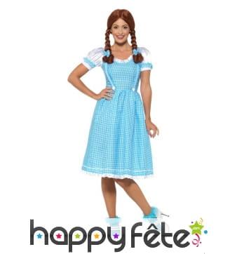 Tenue robe Kansas Country Girl pour femme