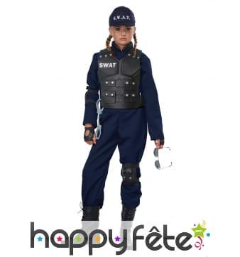 Tenue SWAT pour enfant