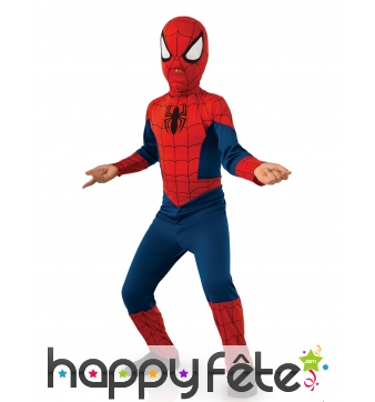 Tenue Ultimate Spiderman pour enfant