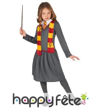 Uniforme de Hermione pour enfant