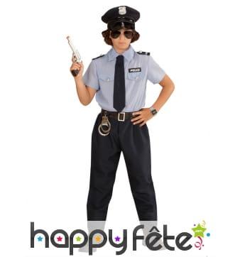 Uniforme de petit policier