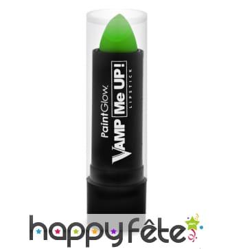 Vert à lèvre de vampire