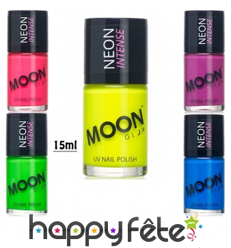 Vernis à ongles UV, Moonglow