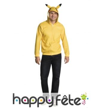 Veste de Pikachu pour homme
