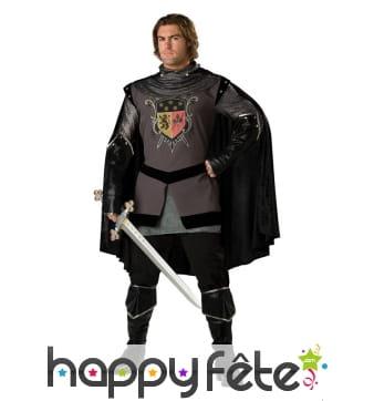 Véritable tenue de prince chevalier noir