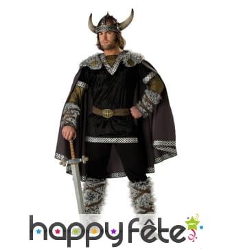 Véritable tenue de viking pour adulte