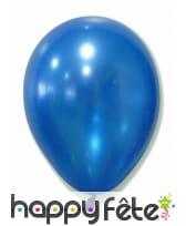 100 ballons coloris métalliques, 29cm, image 4