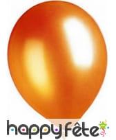 100 ballons coloris métalliques, 29cm, image 6