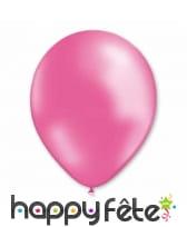 100 ballons coloris métalliques, 29cm, image 8