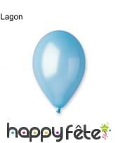 100 ballons métalisés de 30cm, image 11