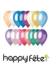 100 ballons métalisés de 30cm, image 21