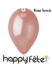 100 ballons métalisés de 30cm, image 29