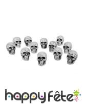 12 crânes de 4 x 3cm, image 1
