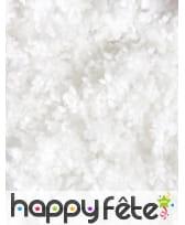 150g de fausse neige duvet effet coton