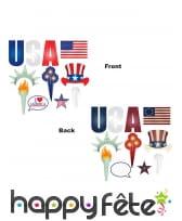 13 photobooth sur le thème de l'Amérique, image 1