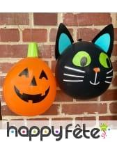 2 ballons Halloween à décorer, image 3