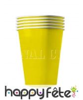 20 gobelets USA en carton recyclable de 53 cl, image 20
