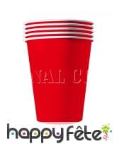 20 gobelets USA en carton recyclable de 53 cl, image 1