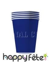 20 gobelets USA en carton recyclable de 53 cl, image 3