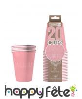 20 gobelets USA en carton recyclable de 53 cl, image 7