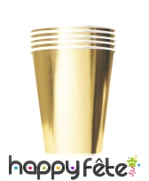 20 gobelets USA en carton recyclable de 53 cl, image 10