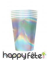 20 gobelets USA en carton recyclable de 53 cl, image 12