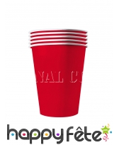 20 gobelets USA en carton recyclable de 53 cl, image 18