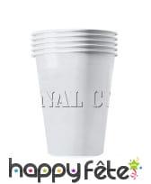 20 gobelets USA en carton recyclable de 53 cl, image 22