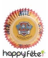 25 Moules Pat Patrouille pour cupcakes, 5 x 3 cm, image 1