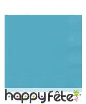 20 petites serviettes en papier de 25 cm, image 3