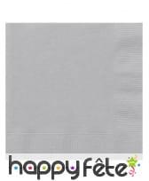 20 Serviettes en papier de 33 x 33 cm, image 1