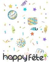 34g de Confettis Happy Birthday