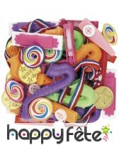 36 minis jouets pour pinata