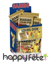 30 sachets ours d'or haribo, image 1