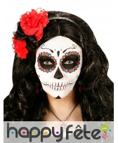 40 Strass de maquillage Dia de los muertos, image 1