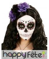 40 Strass de maquillage Dia de los muertos, image 2