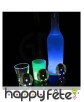 4 sous verres LED, image 1