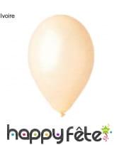 50 ballons nacrés de 30cm, image 7