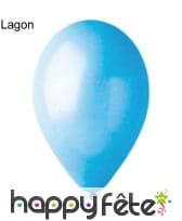 50 ballons pastel de 30 cm, image 3