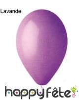 50 ballons pastel de 30 cm, image 4