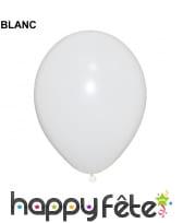 50 petits ballons de 13 cm de diamètre, image 1