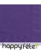 50 serviette de 33cm de côté, image 5