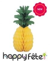 Ananas alvéolé de 35 cm