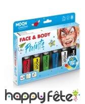 Assortiment de maquillages visage pour enfant, image 1