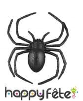 Araignées décorative noire et paillettes