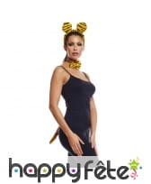 Accessoires de tigresse pour femme